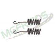 MG-2201 - Jogo de molas do freio (T) (1 roda) Iveco Daily