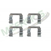 MG-2230 - Jogo de molas de alinhamento das pastilhas (T) Iveco