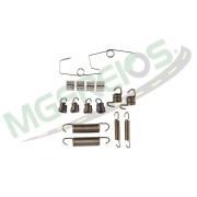 MG-2243 - Jogo de molas do freio (T) (2 roda) (LD/LE) Trafic