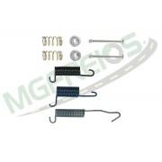 MG-2252 - Jogo de molas do freio (T) (1 roda) (LD/LE) Mercedes-Benz