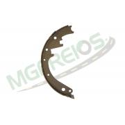 MG-255 - Sapata de freio s/ lona s/ haste D10, 20, Blazer, S10