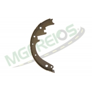 MG-255 - Sapata de freio s/ lona s/ haste GM / Chevrolet