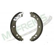 MG-502 - Jogo de sapata freio de mão c/ lona s/ haste (2 rodas) (T) Fiat