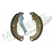 MG-539 - Jogo de sapata de freio c/ lona c/ haste (2 rodas) Fiat