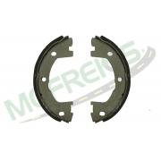 MG-578 - Jogo de sapata freio de mão c/ lona s/ haste (2 rodas) Iveco