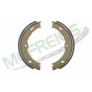 MG-604 - Jogo de sapata de freio c/ lona s/ haste (2 rodas) Sprinter 415 (rodagem simples)