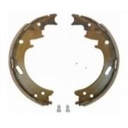 MG-725 - Jogo de sapata de freio c/ lona s/ haste (1 roda) Empilhadeiras