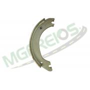 MG-800 - Sapata de freio s/ lona s/ haste (D/T) Volare W8