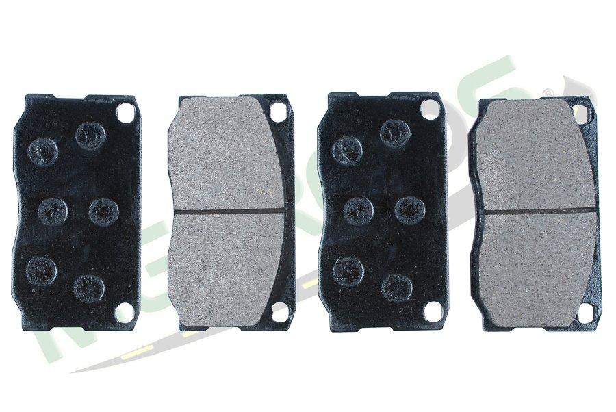 MG-1020 - Jogo de pastilhas de freio Ford