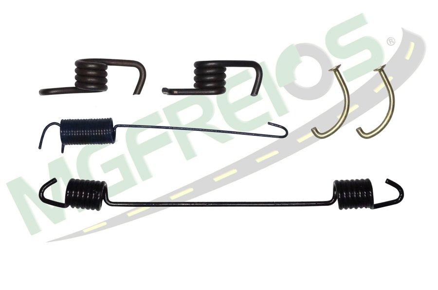 MG-2012 - Jogo de molas do freio (T) (LD) GM / Chevrolet