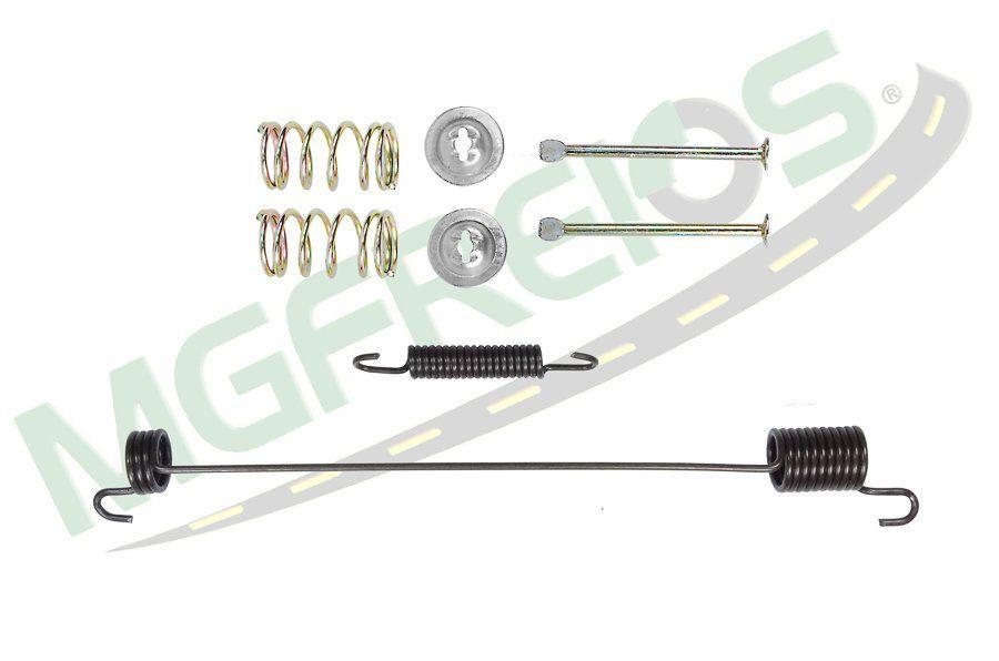 MG-2200 - Jogo de molas do freio (T) (1 roda) Nissan