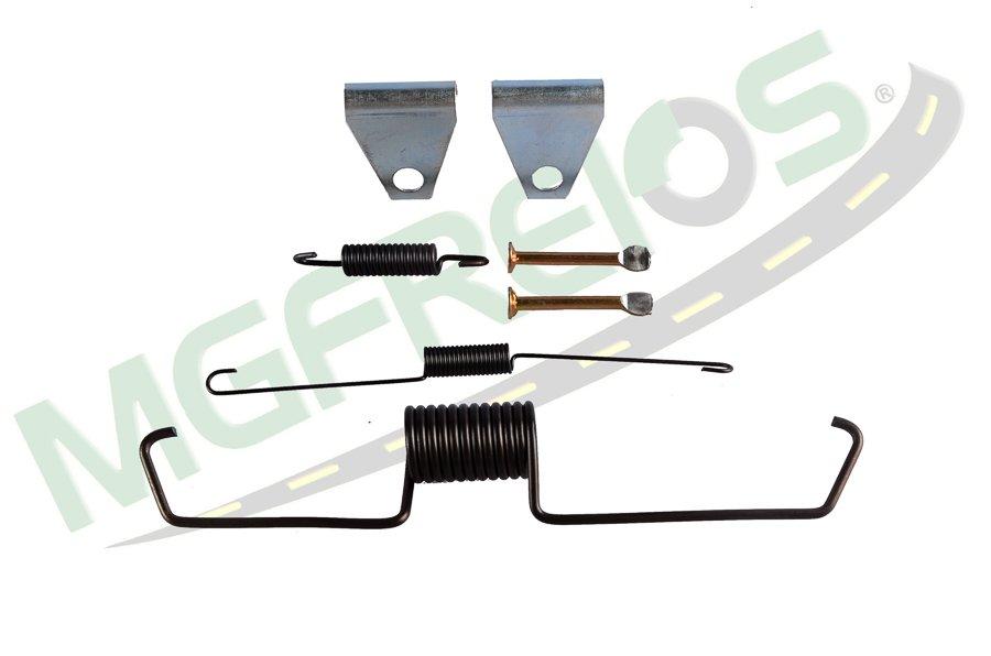 MG-2266 - Jogo de molas do freio (T) (1 roda) (LD/LE) GM / Chevrolet
