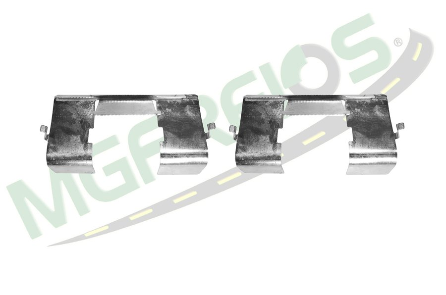 MG-2285 - Jogo de molas antirruído (1 roda) Ducato