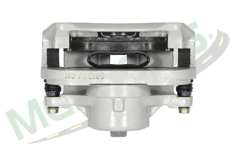 MG-3003 - Pinça de freio completa com pastilha (LD) Bandeirante