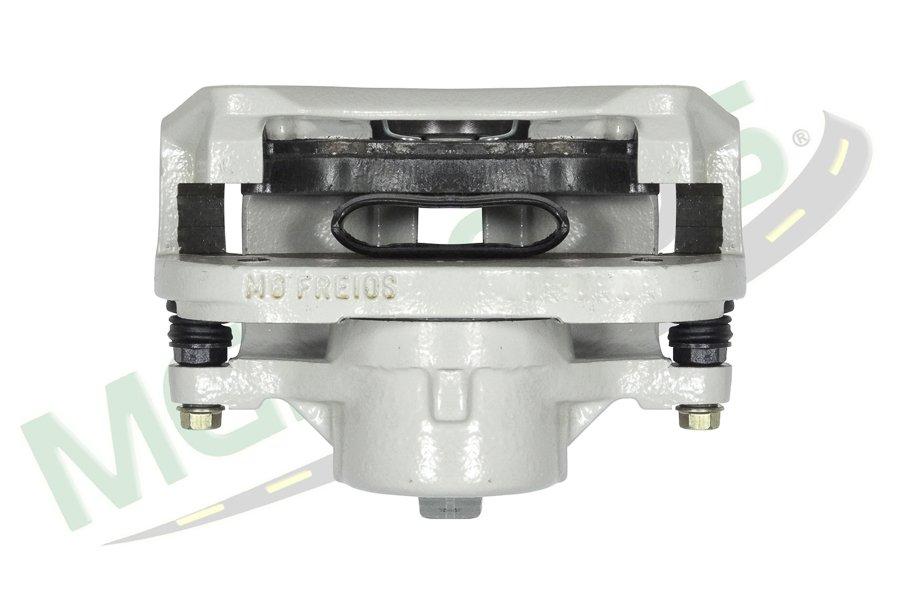 MG-3004 - Pinça de freio completa com pastilha (LE) Bandeirante