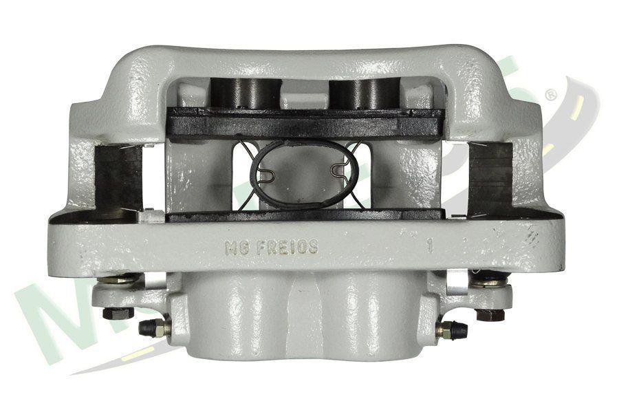 MG-3020 - Pinça de freio completa com pastilha (LD/LE) Ford