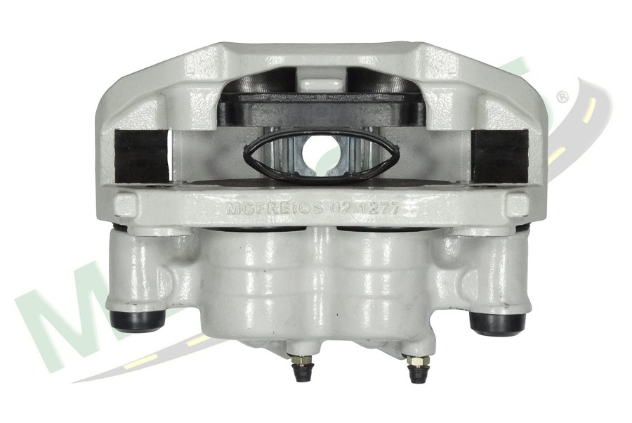MG-3049 - Pinça de freio completa com pastilha (D) (LE) Fiat