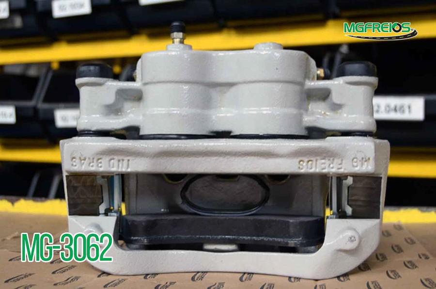 MG-3062 - Pinça de freio completa com pastilha (T) (LD/LE) Iveco