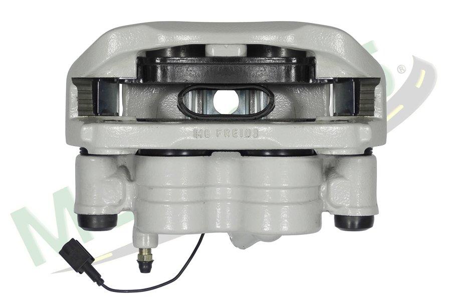 MG-3078 - Pinça de freio completa com pastilha (D) (LD) Boxer aro 16 (com ABS)