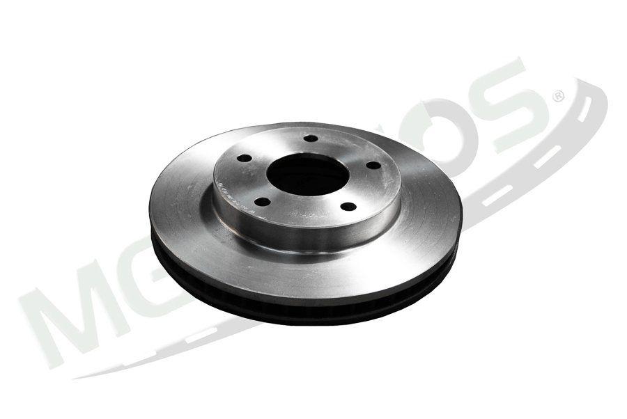 MG-6011 - Disco de freio (D) 5 furos GM / Chevrolet