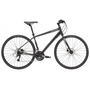 BICICLETA CANNONDALE QUICK DISC 5 A18 BLACK
