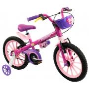 Bicicleta Nathor Aro 16 Top Girls R16