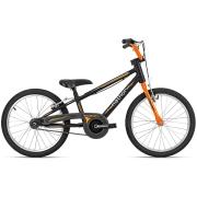 Bicicleta Nathor Aro 20 Apollo Preto / Laranja