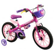 BICICLETA NATHOR TOP GIRLS R16