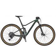 BICICLETA SCOTT SPARK RC 900 TEAM  TAMANHO M VERDE A20
