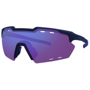 Oculos hb shield compac m m black d blue multi  purple