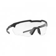 Óculos hb shield evo r matte black photochromic