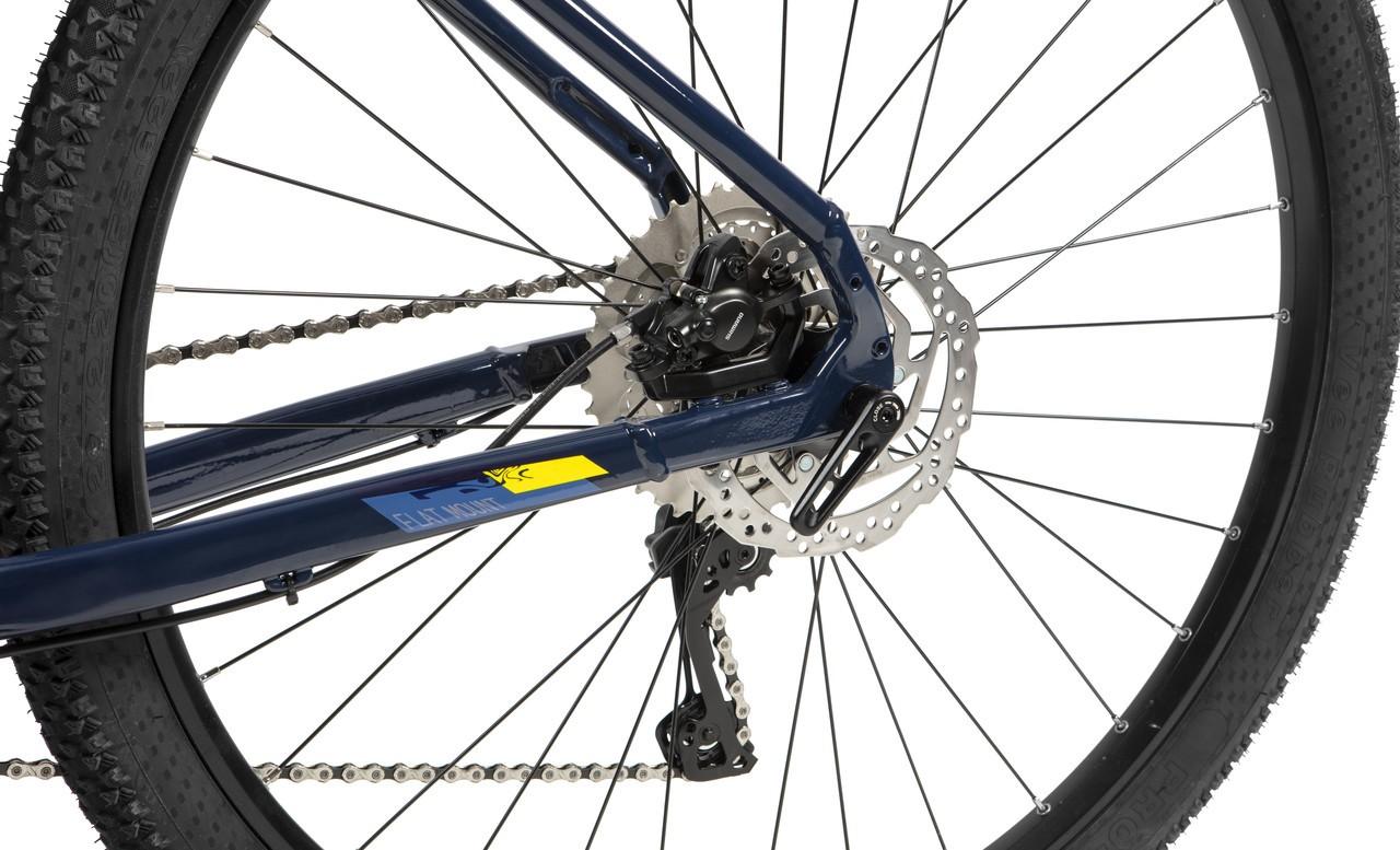 BICICLETA CALOI EXPLORER EXPERT TAM 19 R29 V20 AZUL A21