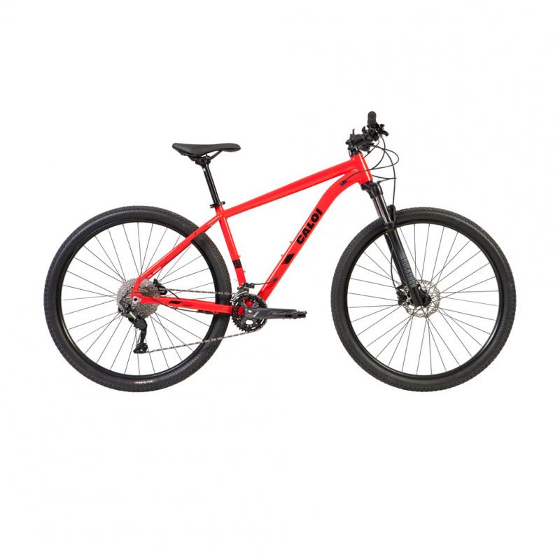 Bicicleta Caloi Explorer Expert Tam 19 R29 V20 Vermelha A21