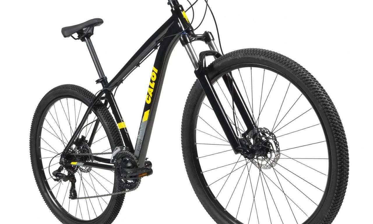 Bicicleta Caloi Explorer Sport Tam 19 R29 V24 Preto A21