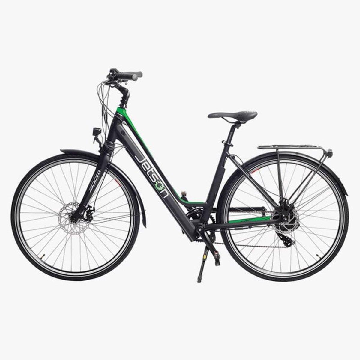 Bicicleta Elétrica Jetson Journey Verde 700c