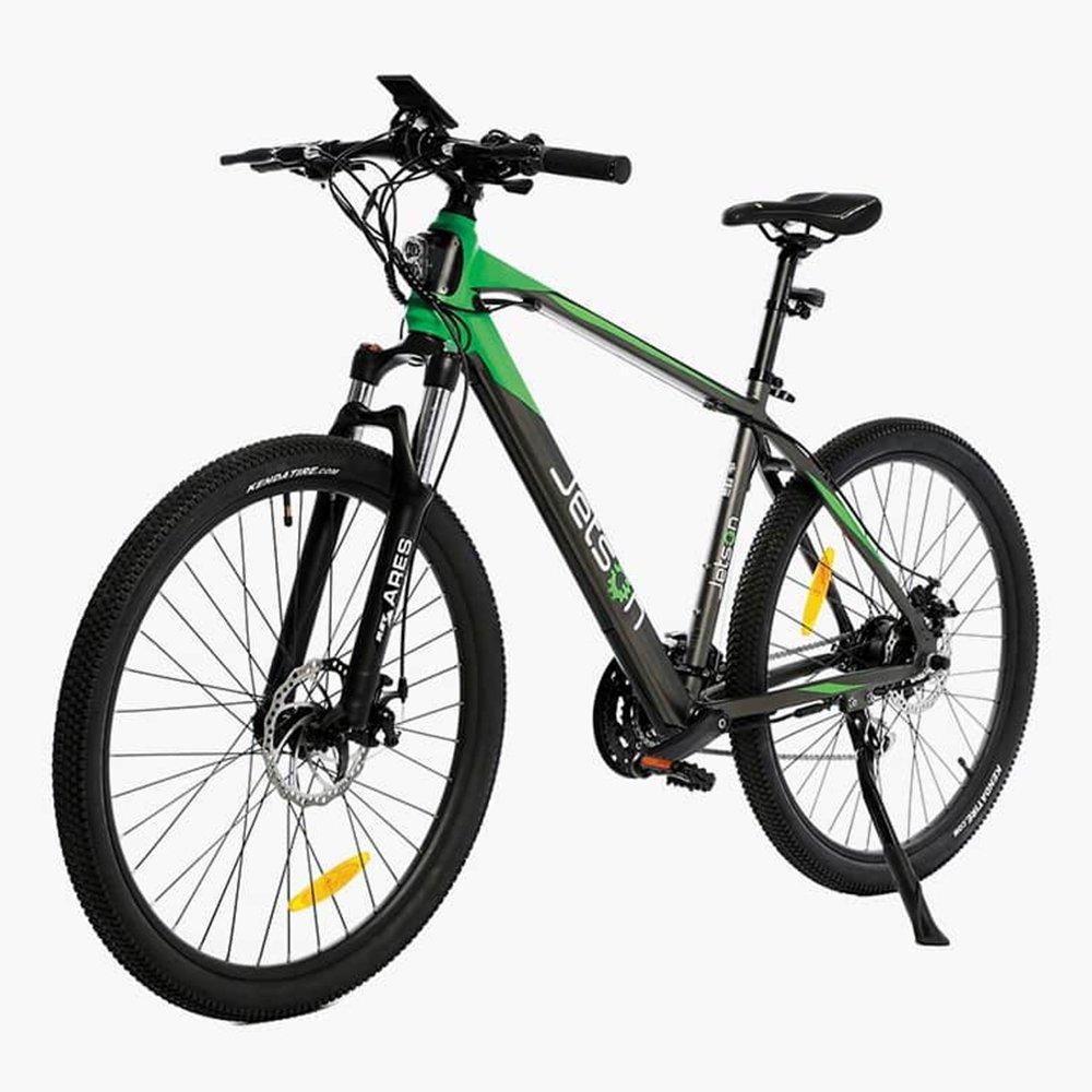 Bicicleta Elétrica Mtb Jetson E-bike Adventure Verde 27,5