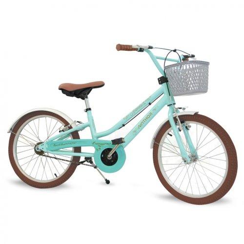 Bicicleta Nathor Aro 20 Antonella Verde Aqua
