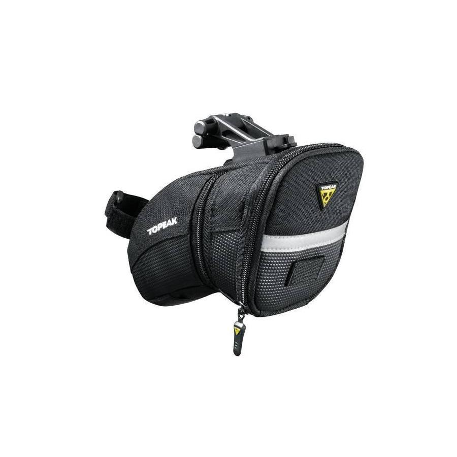 Bolsa de Selim Topeak Aero Wedge Pack com Q-Click M
