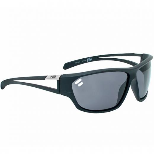Óculos hb flip matte black gray