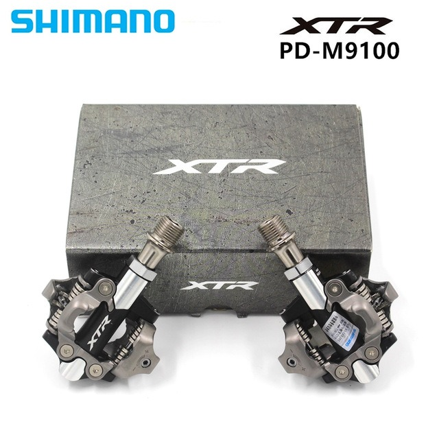 PEDAL SHIMANO XTR PD-M9100 (PAR)