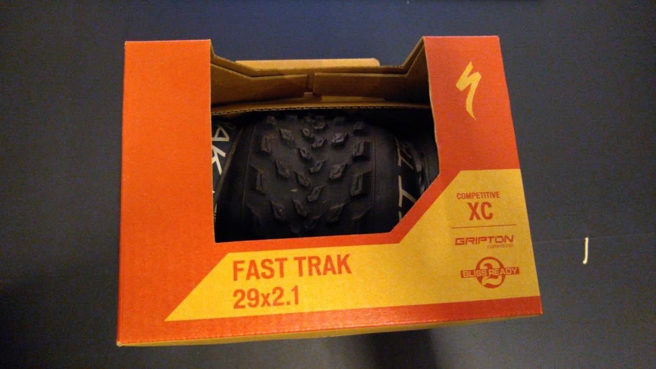 PNEU 29 X 2.1 SPECIALIZED FAST TRAK 2BLISS READY A19