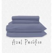 Jogo CASAL - Azul Pacífico
