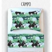 Jogo Mini Cama / Júnior - Campo