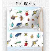 Jogo Mini Cama / Júnior - Mini INSETOS