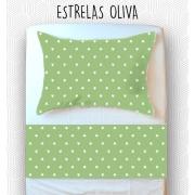 Jogo Solteiro - Estrelas Oliva