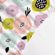 Lençol Avulso SOLTEIRO - Flores