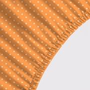 Lençol Avulso SOLTEIRO - Tangerina