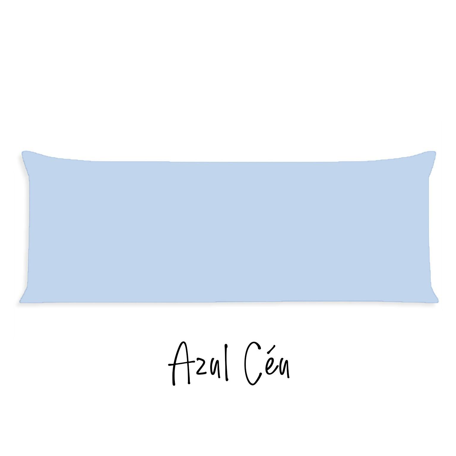 Fronha Avulsa {Azul Céu}