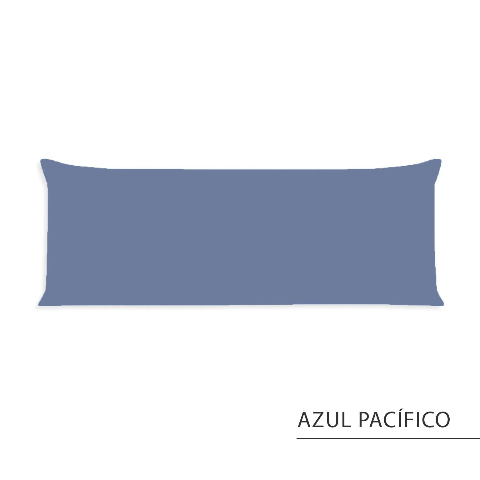 Fronha Avulsa {Azul Pacífico}