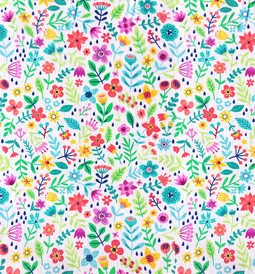Fronha {FLORAL}